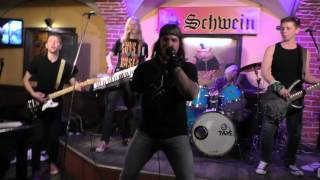ОСК - Rock Your Heart Out (AC/DC cover) @ Швайн 24.02.2016