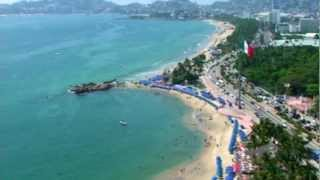 preview picture of video 'ACAPULCO GUERRERO MÉXICO VISTA PANORÁMICA HD'