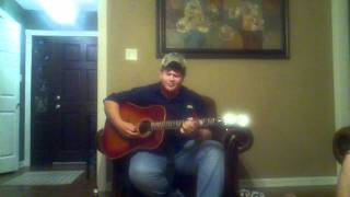 Rory Sean Bishop covers Brandon Rhyder I Can't Hang On