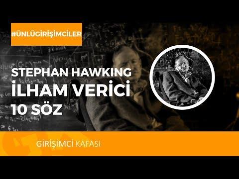 Einstein'den Sonraki En Büyük Dahi Stephen Hawking!