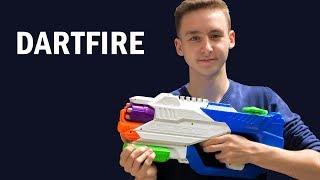 Nerf DartFire -  Blaster und Super Soaker   Magicbiber [deutsch]