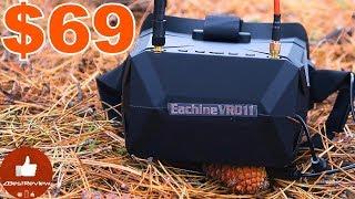✔ FPV Шлем - Eachine VR011 Diversity (69$). Banggood!