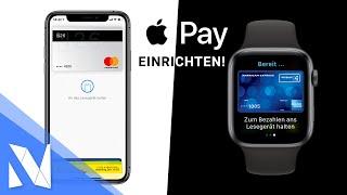 Apple Pay Ab JETZT In Deutschland Verfügbar❗️ Apple Pay  Einrichten (Anleitung) | Nils-Hendrik Welk
