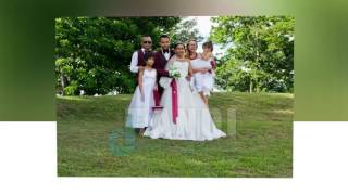 Bruce & Lisa Alimoenadi Wedding Cover