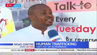 Centre to help curb human trafficking and protect children opened in Mombasa