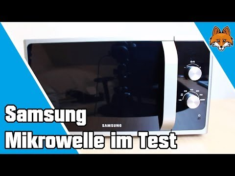 Samsung Mikrowelle MS23F301EASEG im Test/Review 👌