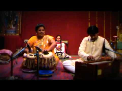 Performed to Classical Music with Only Instumentaly (Tabla ...& Harmonic)
