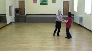 WHATCHA RECKON  ( Western Partner Dance ) Alt Music Version