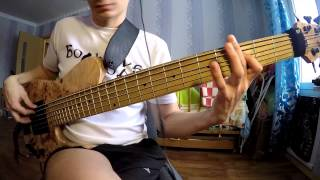 Dangerous Of David Guetta Bass Cover