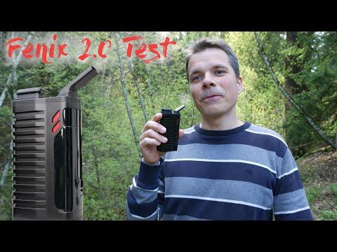 Fenix 2.0 Vaporizer Test/Review deutsch