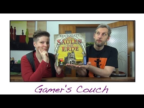 Gamer's Couch #116 - Pillars Of The Earth