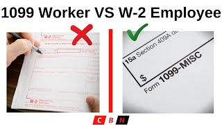 1099 vs W2 - How Paying 1099 Contractors Could Work For You