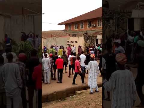 WATCH VIDEO: Ugogo masquerade festival in Akure, Ondo State Nigeria