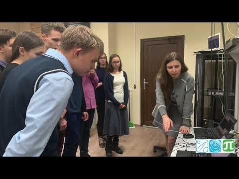 Экскурсии для школьников в лаборатории ВШПФиКТ