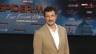 Nathan Fillion arrives at 'Spider-Man: Far From Home' film premiere
