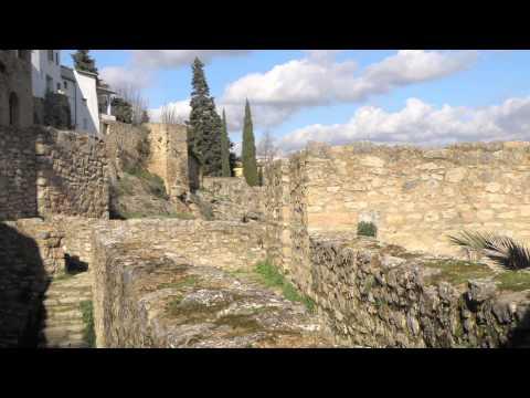 Murallas del Arrabal Viejo, Ronda