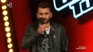O Ses Türkiye Faruk Murat Gelin Havası - 26 Kasım 2016 Cumartesi -