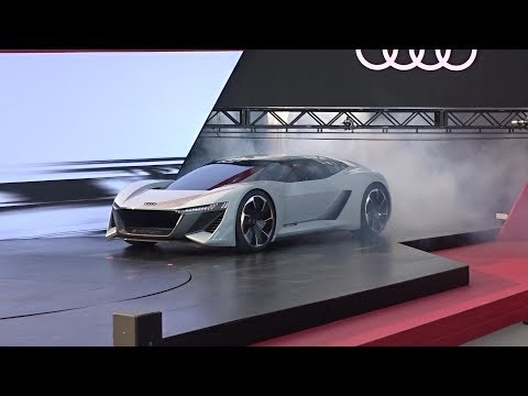 2020 Audi Pb18 E Tron The Hot Topic Of Donald Trump Video