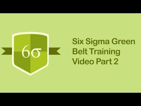 Six Sigma Green Belt Training Video   Six Sigma Tutorial ... - YouTube