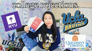 reading my college rejection letters... it gets salty