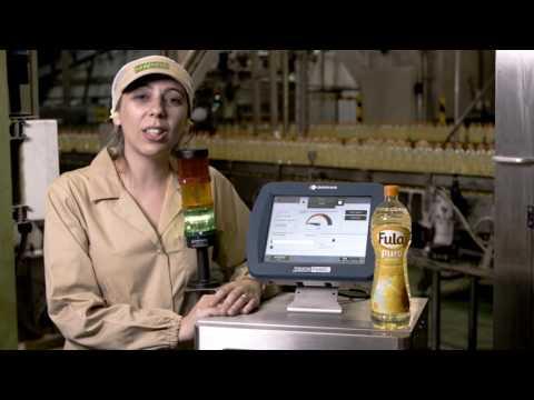 Codificación de aceite comestible