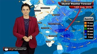 Weather Forecast Aug 18: Heavy Rains In Himachal, Revival Of Rains In Bihar And Jharkhand
