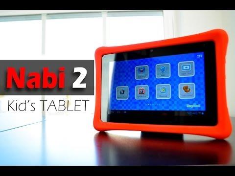 Nabi 2 Kids Tablet – REVIEWED