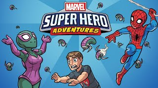 Marvel Super Hero Adventures: Spidey Bugs Out! | Marvel READ!