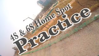 4s & 6s drone practice // fpv freestyle //Armattan Rooster // impulsr RC APEX // Armattan badge...