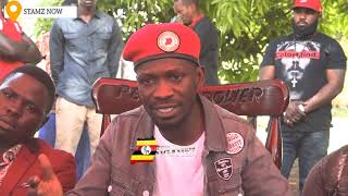 BOBI WINE TO MUSEVENI- YOU WILL GO LIKE BASHIR OF SUDAN, PEOPLE POWER IS THE THING