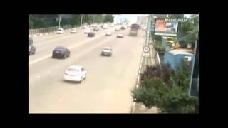 ДТП с участием пяти машин Краснодар