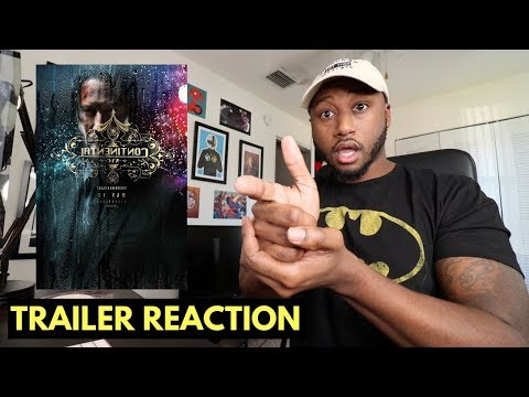 Largest Collection Of John Wick Chapter 2 Trailer Reaction Pix