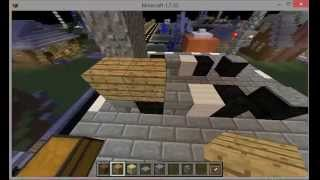Minecraft: How To Build Transformers 4 The Old Rusty Truck Optimus Prime!