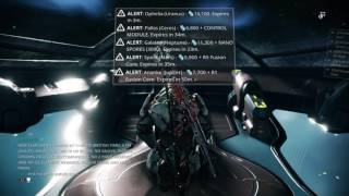 Warframe PS4 Junction Bug Mars - Patched