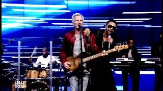 Gambar cover Sting & Shaggy Perform