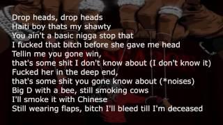 """(LYRICS) Young Thug - """"Beast"""" *SLIME SEASON 2*"""