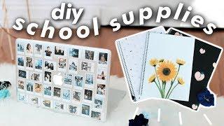 💫diy aesthetic school supplies | JENerationDIY
