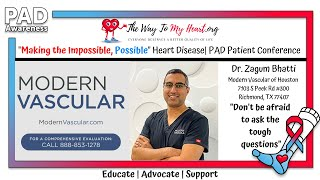 Confidence to Ask the Tough Questions | Dr. Zagum Bhatti | Modern Vascular