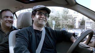 """Taxi Tehran - clip """"You  a cabbie? No way Mr Panahi"""""""