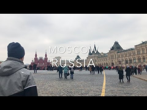 Trip to Russia – St Petersburg & Moscow