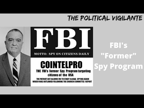 CIA Program Cointelpro Infiltrated Black Panthers
