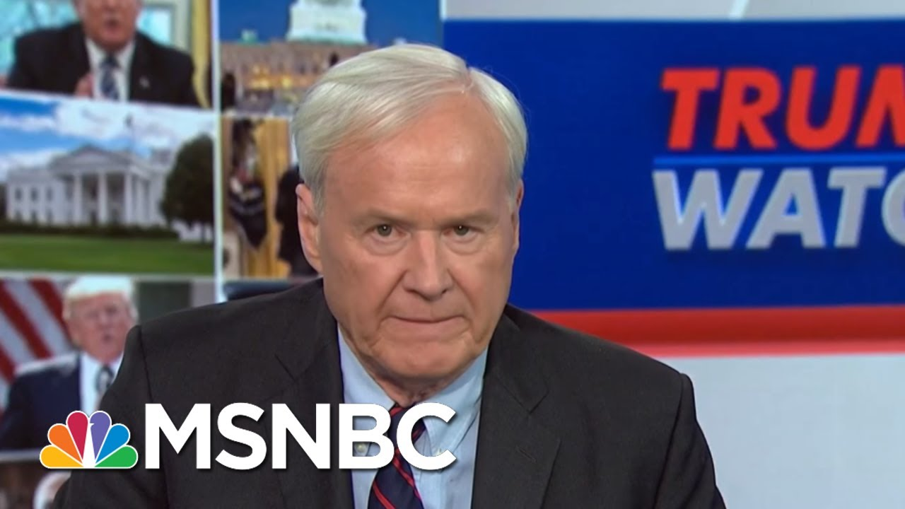 President Trump Watch: Why Is Donald Trump Trying To Tear This Country Apart? | Hardball | MSNBC thumbnail