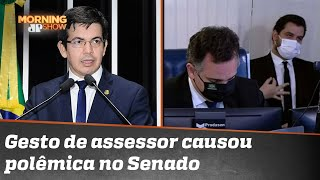 Assessor de Bolsonaro fez gesto supremacista? | Morning Show