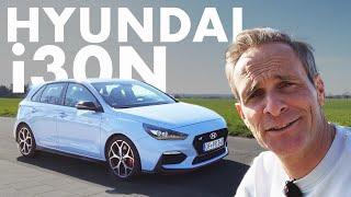 Hyundai i30 N   Mein erster Eindruck  Matthias Malmedie