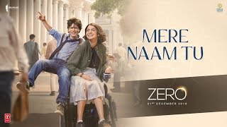 Mere Naam Tu - Official Video Song