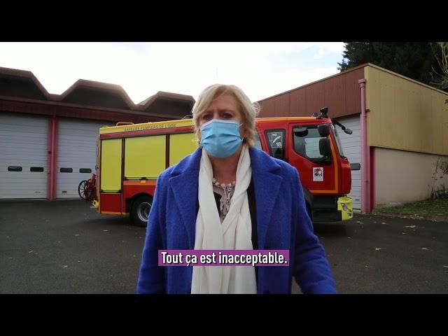 Les sapeurs-pompiers de l'Oise sur tous les fronts