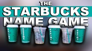 Download Youtube: THE STARBUCKS NAME GAME (JackAsk #73)