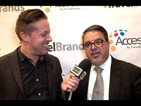 TravelBrands 4th Agent Appreciation night with President & CEO Frank DeMarinis