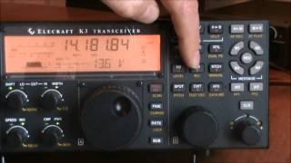 Elecraft K3: CW decoder - The Mail Archive
