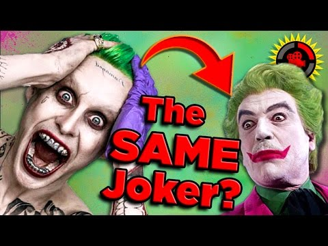 Film Theory: Batman's Three JOKER Theory pt. 1 (Suicide Squad)